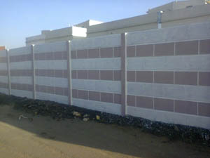 compound wall manufacturer in bhopal