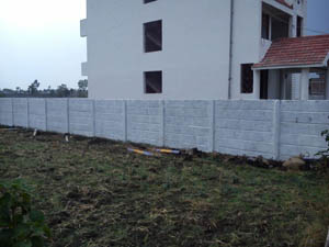 boundary wall construction in bhopal