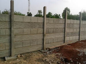rcc compound wall manufacturer in bhopal